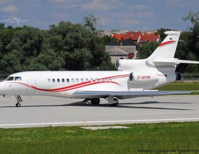 Янукович выставил на продажу самолет Фукса