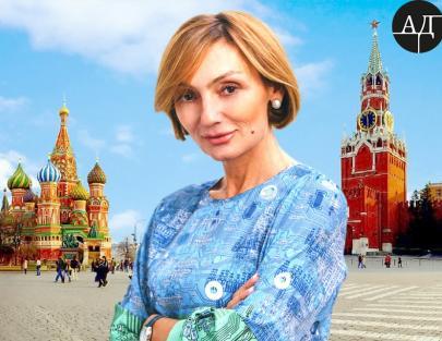 Рожкова летает на отчёты в Москву