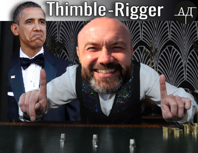 "Mr. Khromayev. A ""Thimble-Rigger"" Story"