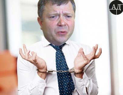 Против Жеваго открыто уголовное дело